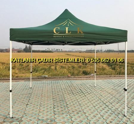 Katlanabilir Stand Çadırı Fiyatları