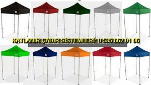 2X2 Katlanabilir Stand Çadırı